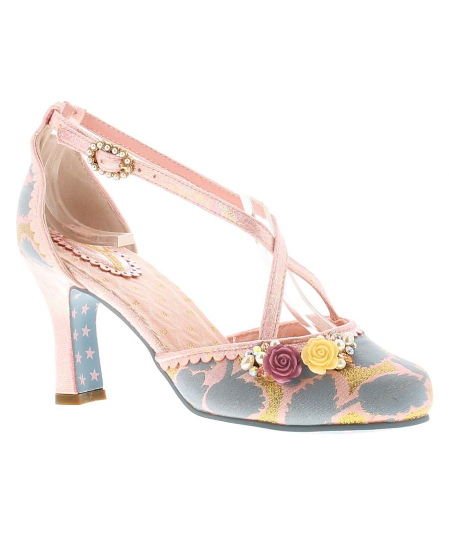 Image for Joe Browns Couture Evangeline Womens Ladies Occasion Shoes
