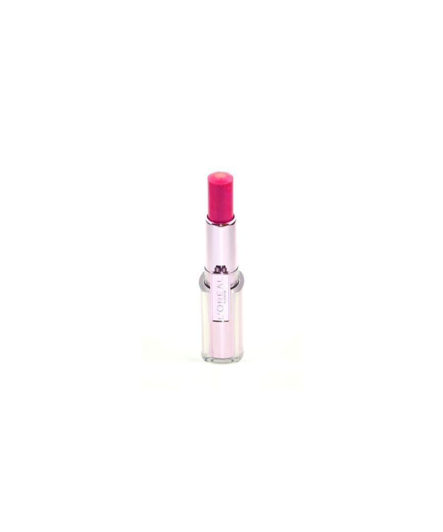 Image for L'Oreal Paris Rouge Caresse Lipsticks - 11 Fuchsia & Fiery