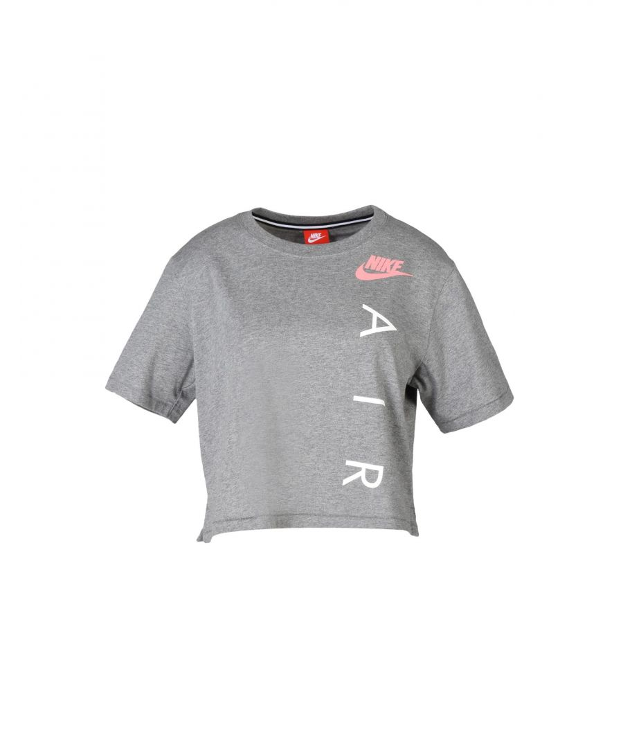 Image for Nike Grey Cotton T-shirt