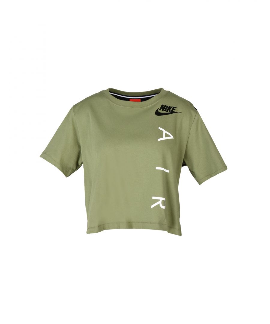 Image for Nike Green Cotton T-shirt