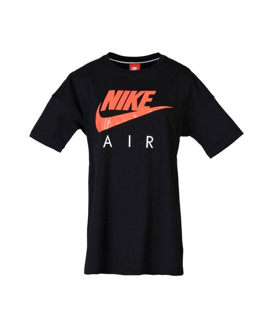 Image for Nike Black Cotton T-shirt