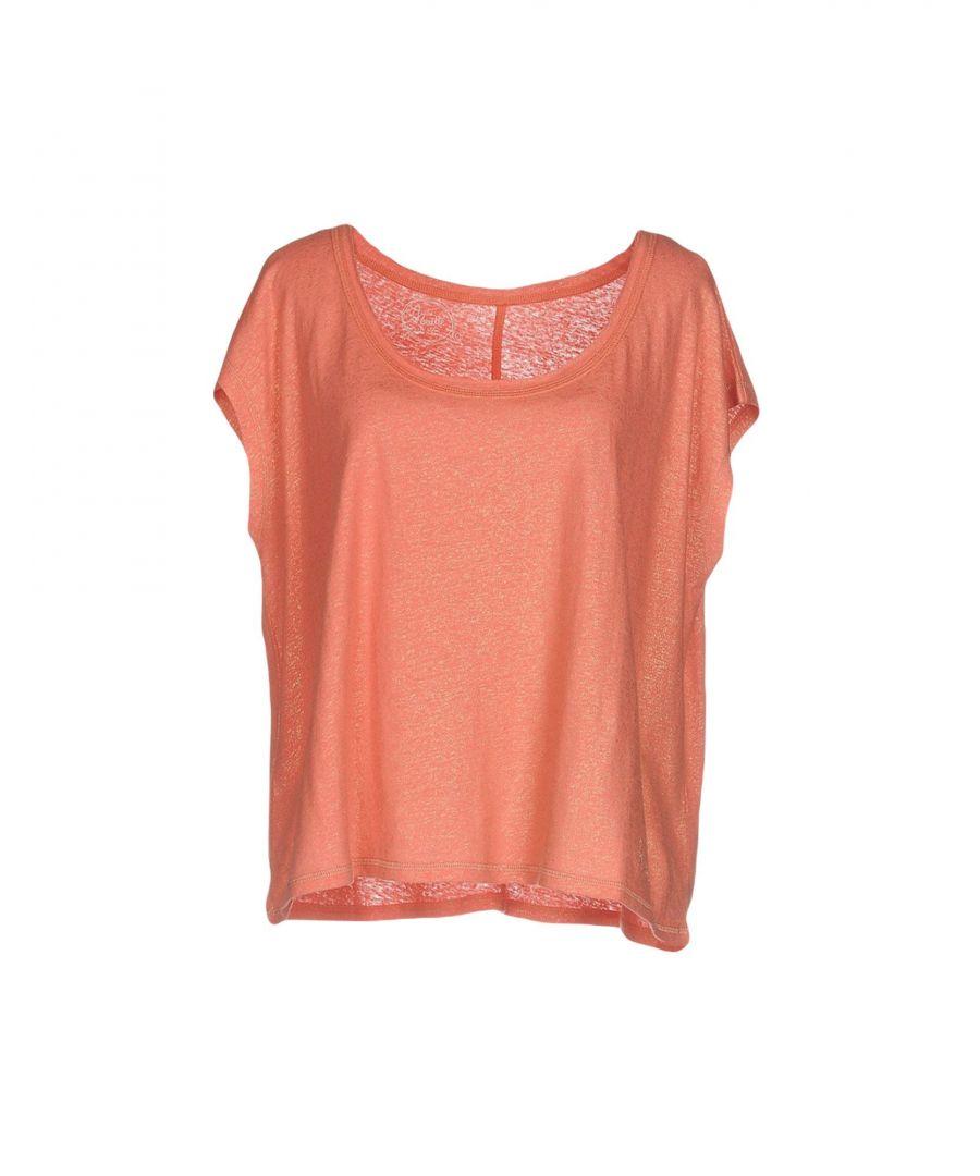 Image for Nenette Pink Linen T-Shirt