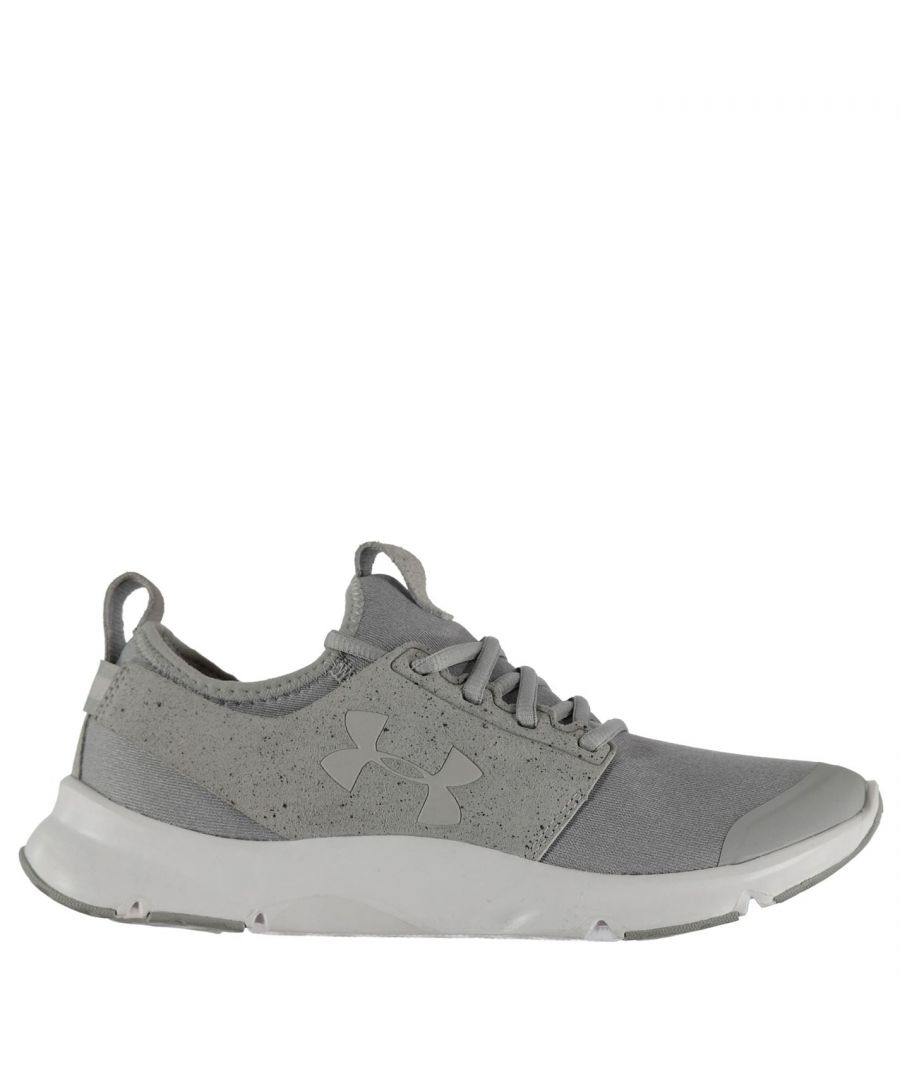 Image for Under Armour Mens Drift Trainers Shoes Lace Up Everyday Lightweight Breathable