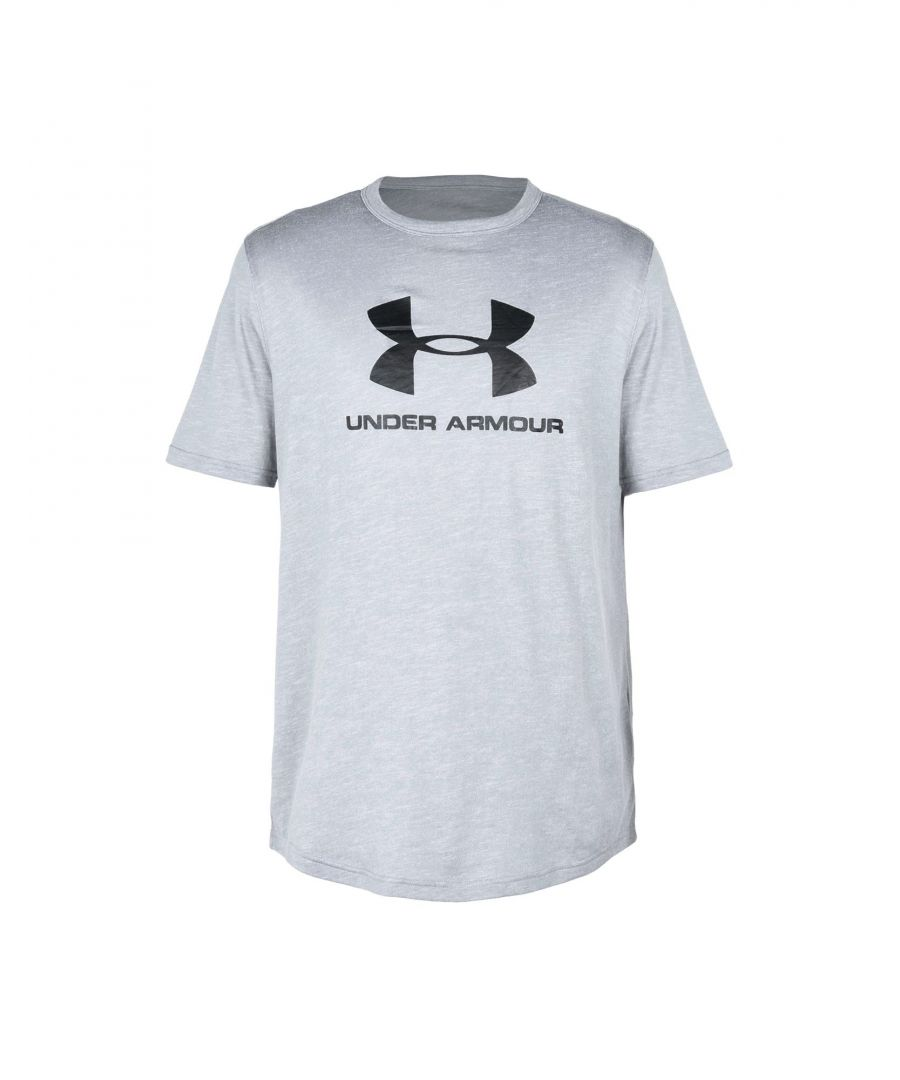Image for Under Armour Grey Cotton T-shirts