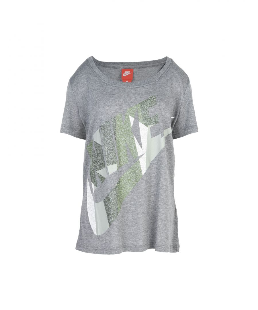 Image for Nike Grey Polyester T-shirt