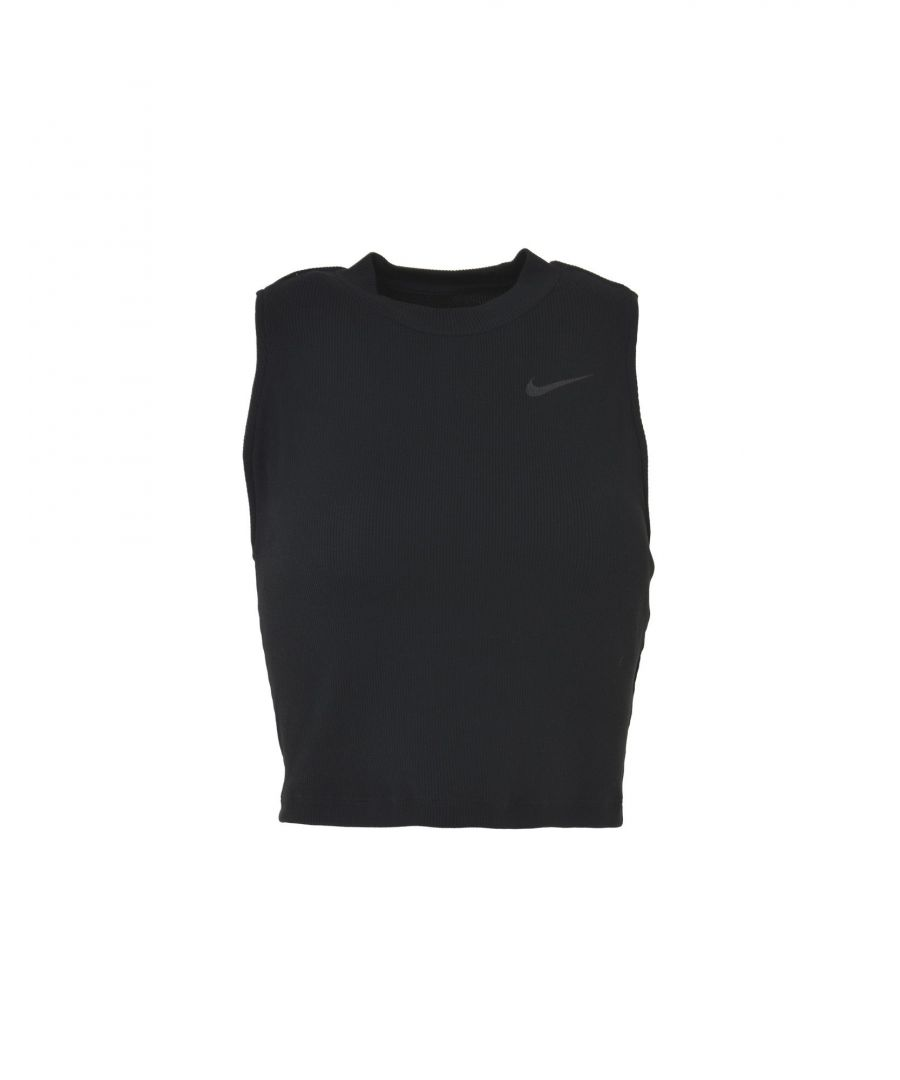 Image for Nike Woman Black Tops