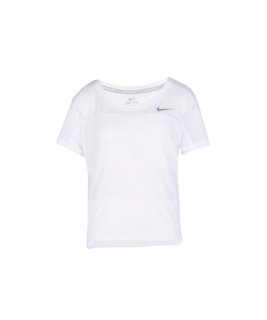 Image for Nike White Polyester T-shirt