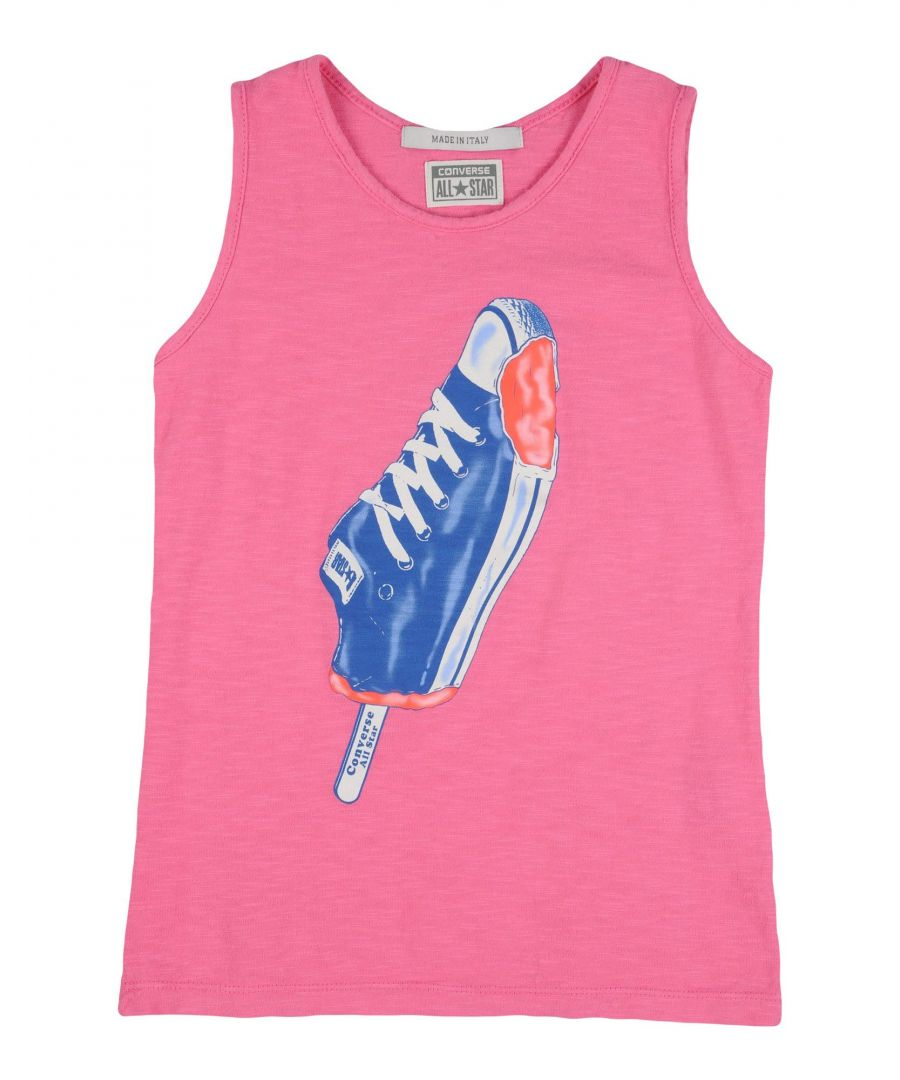 Image for TOPWEAR Converse All Star Pink Girl Cotton