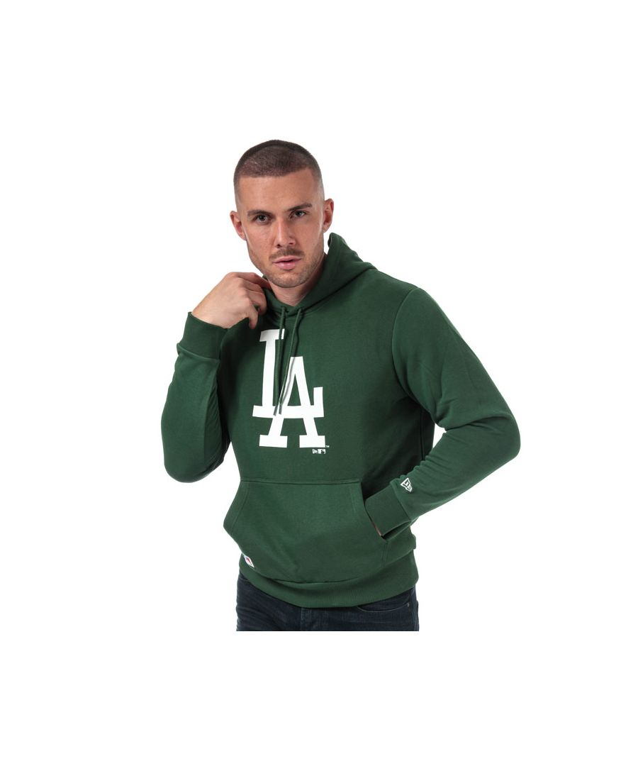 Image for Men's New Era Sesaonal LAD Team Hoody in Green