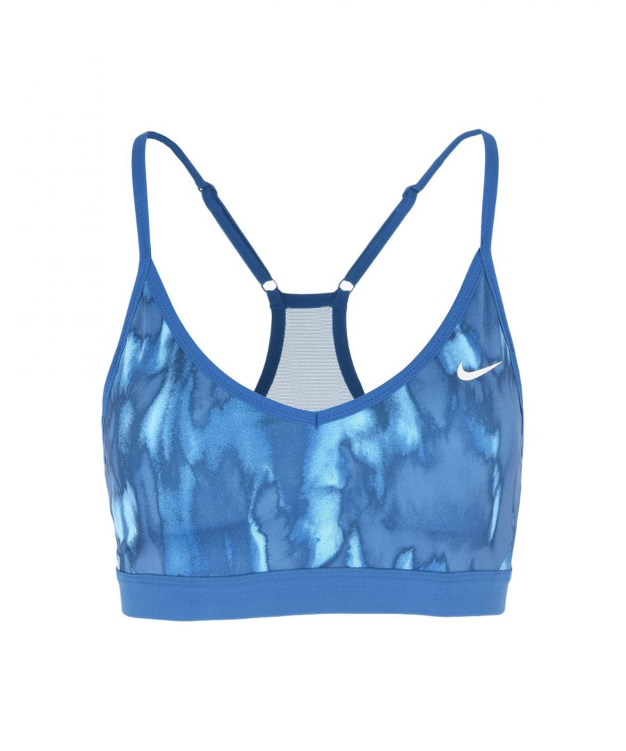 Image for Nike Blue Polyester Top