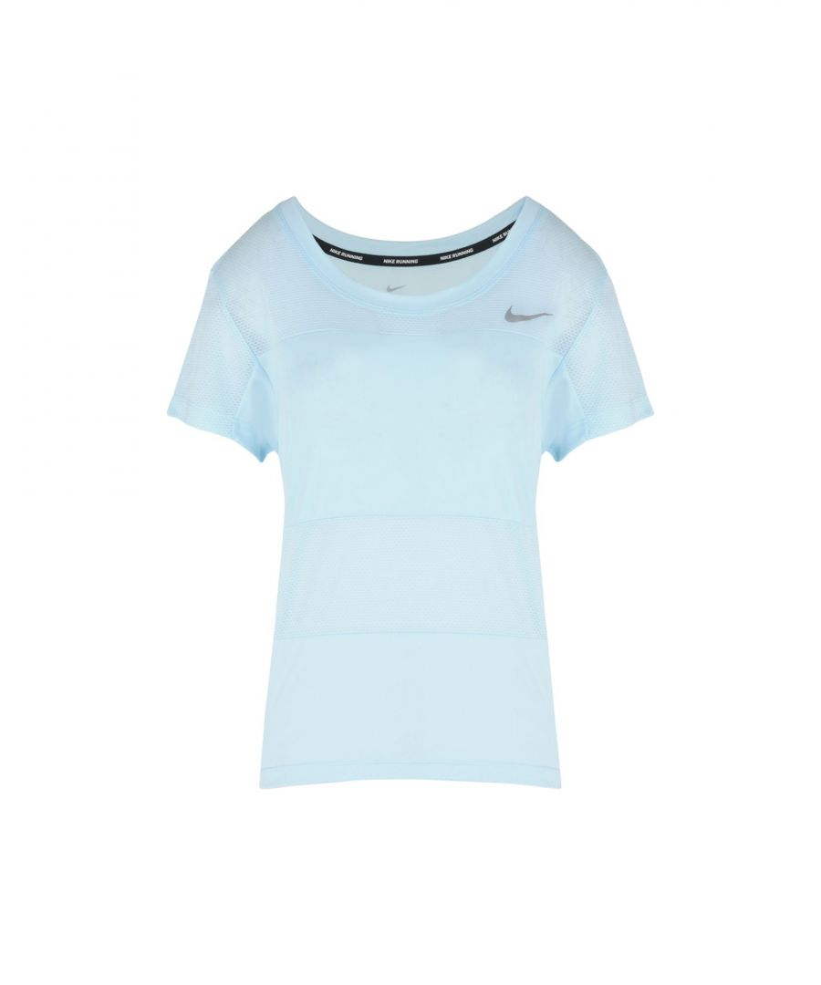 Image for Nike Blue Polyester T-shirt