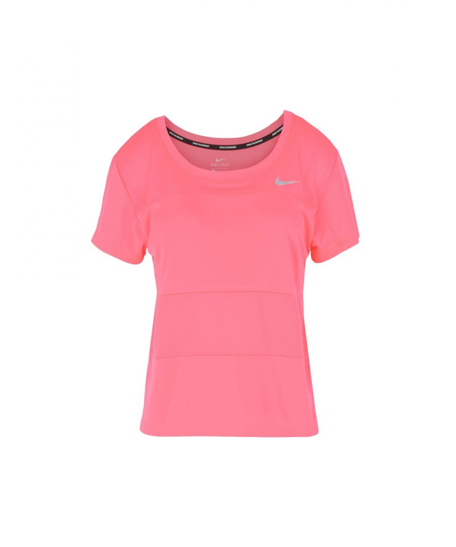 Image for Nike Pink Polyester T-shirt