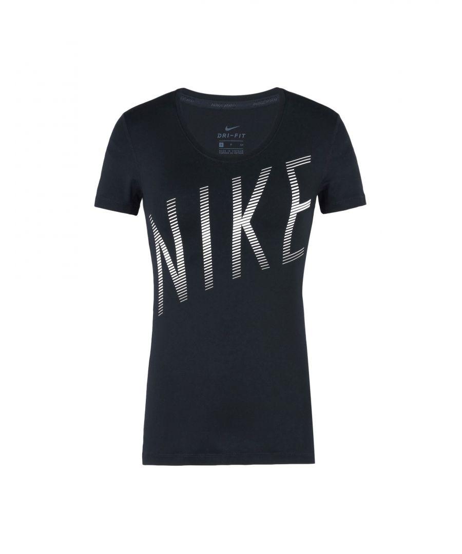 Image for Nike Woman Black T-shirts