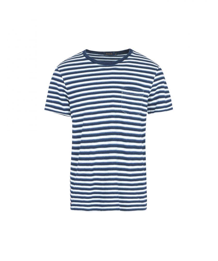 Image for Polo Ralph Lauren Blue Cotton T-shirts