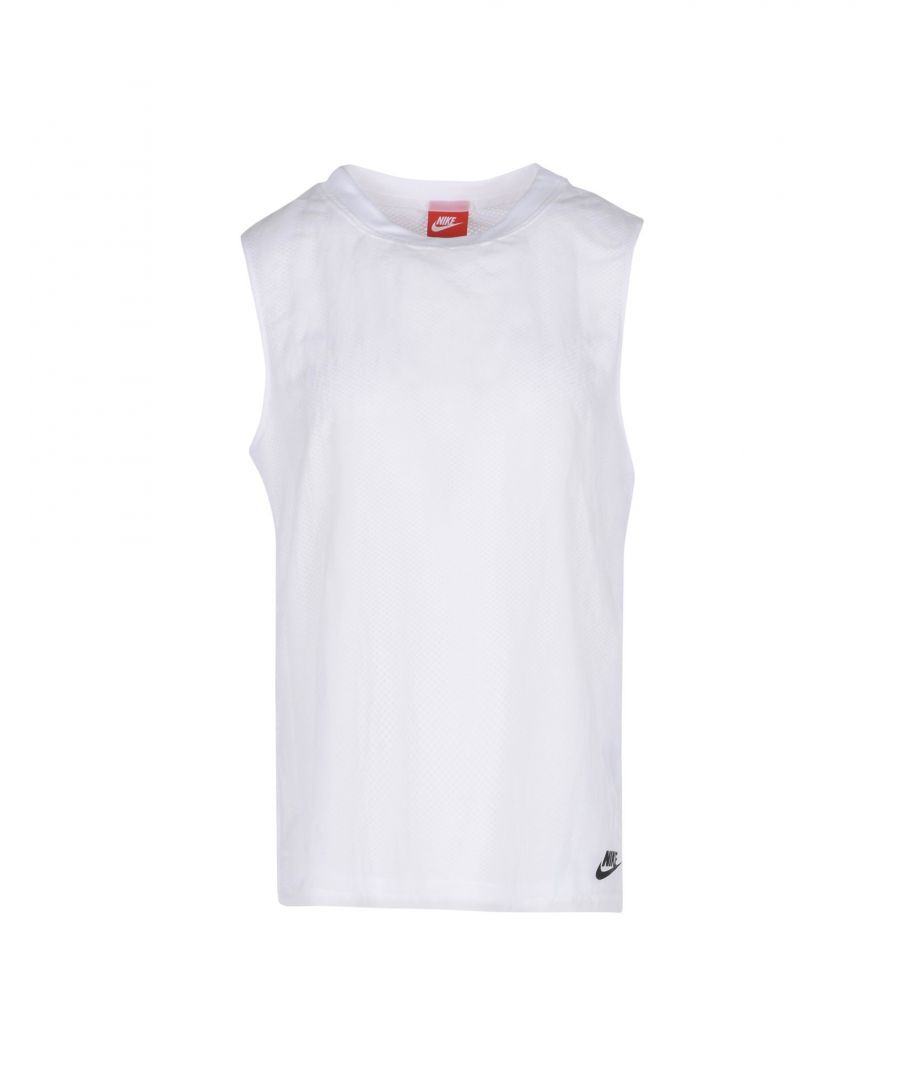 Image for Nike White Top