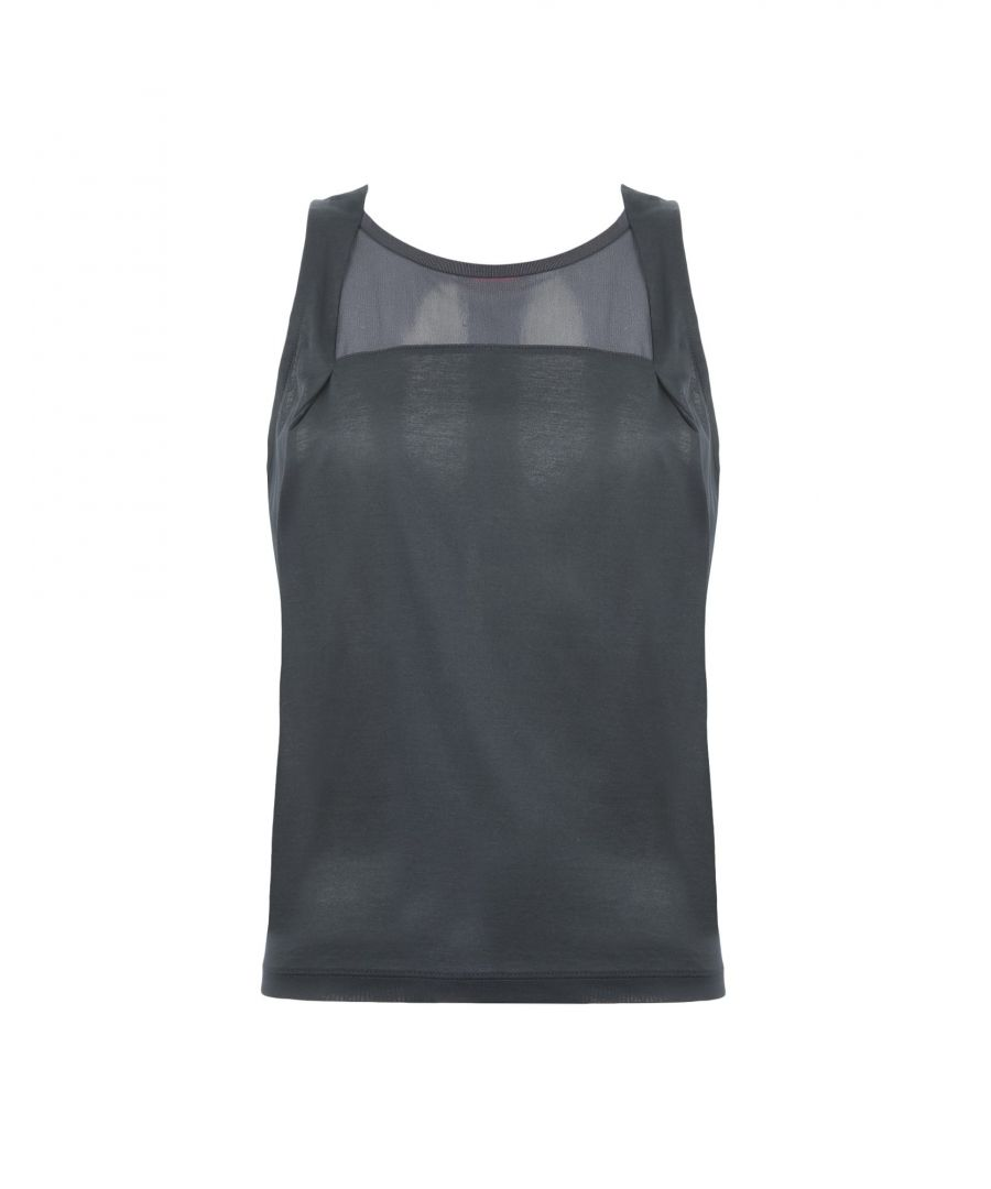 Image for Nike Black Cotton Top