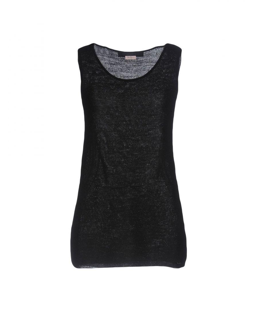 Image for Nenette Woman Intimate knitwear Black Polyacrylic