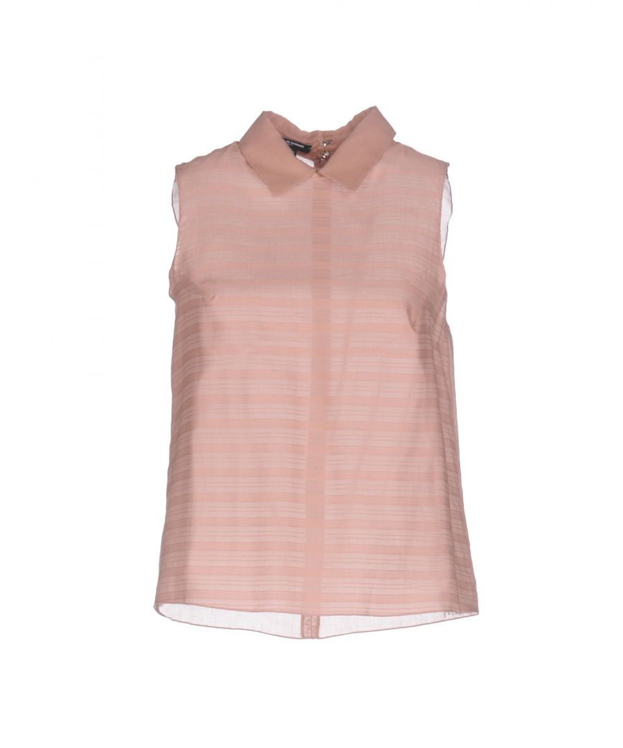 Image for TOPWEAR Jil Sander Navy Pink Woman Cotton