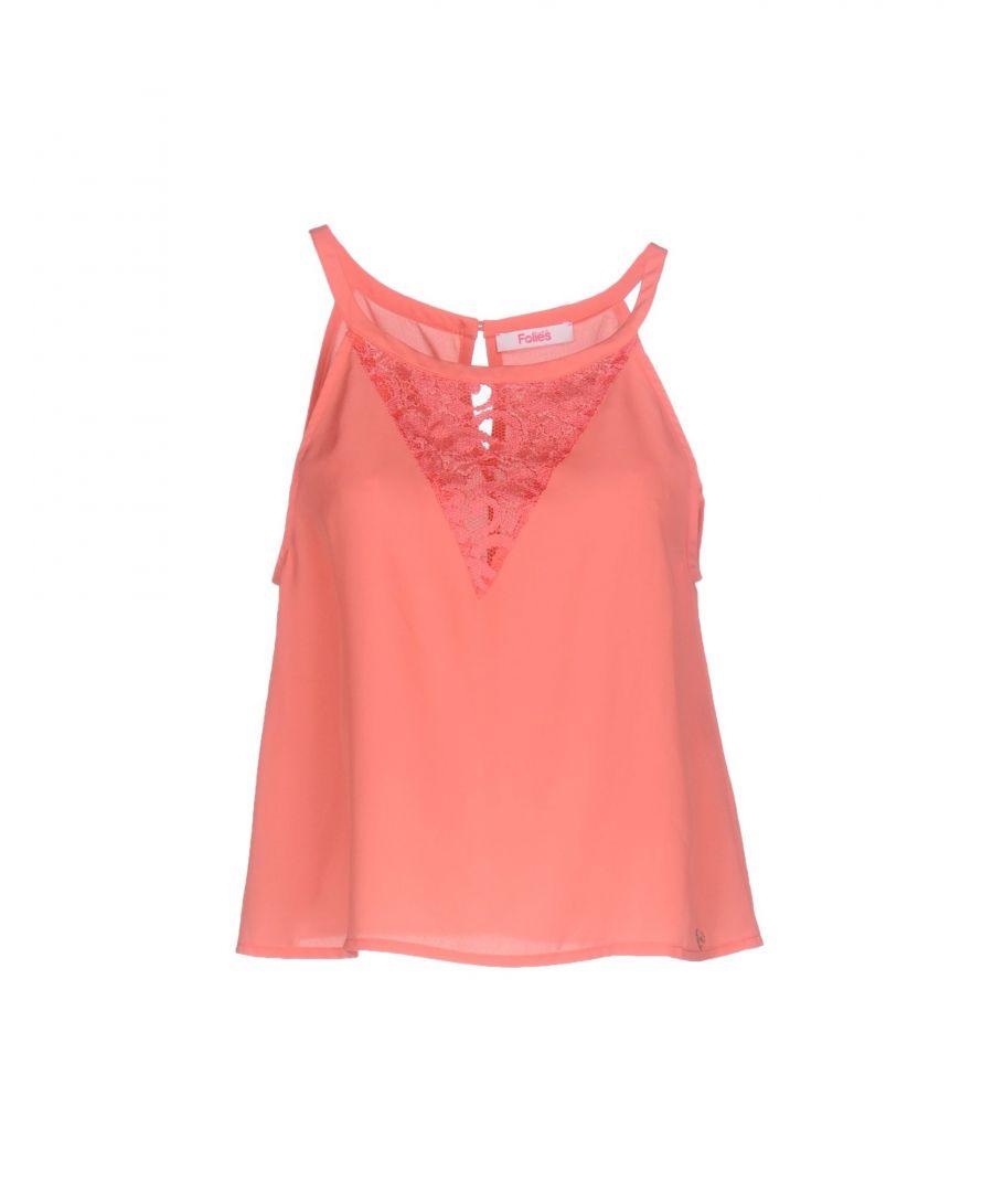 Image for Blugirl Blumarine Coral Lace Camisole