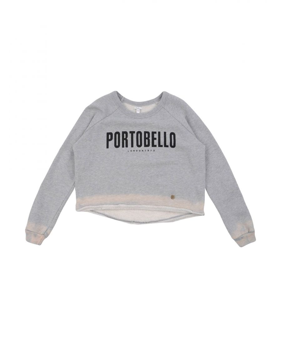 Image for TOPWEAR Pepe Jeans Grey Girl Cotton