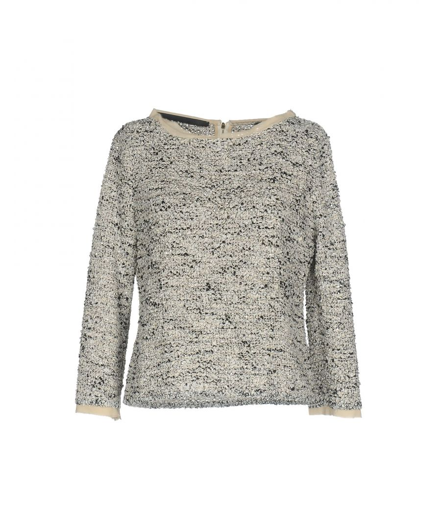 Image for KNITWEAR Les Copains White Woman Polyester