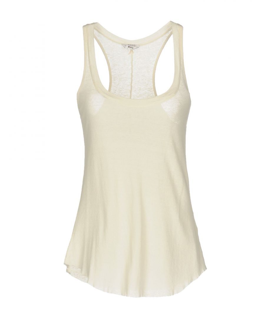 Image for Cycle Women's Vests Ivory Cotton