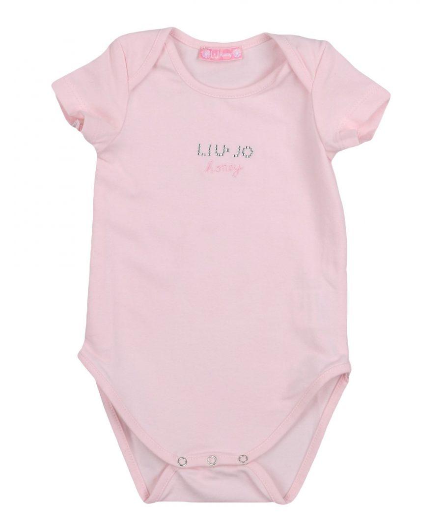 Image for BODYSUITS & SETS Liu �Jo Pink Girl Cotton