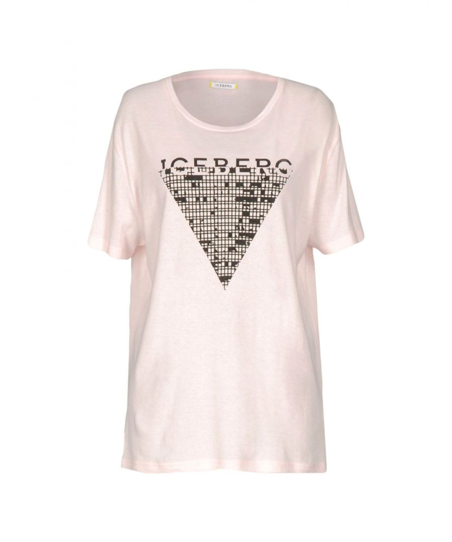 Image for TOPWEAR Iceberg Pink Woman Cotton