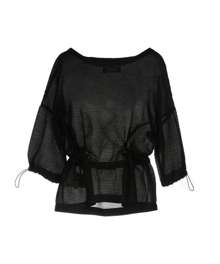 Image for Boutique Moschino Fuchsia Cotton Blouse