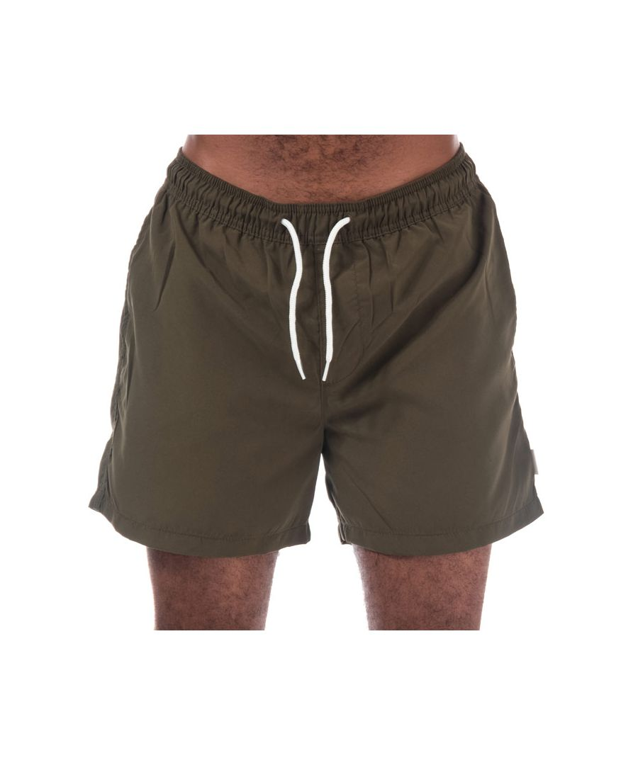 Image for Men's Jack Jones Malibu Swim Short in olive