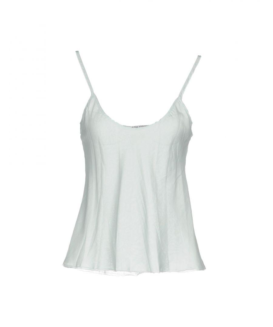 Image for Liviana Conti Sky Blue Cotton Camisole
