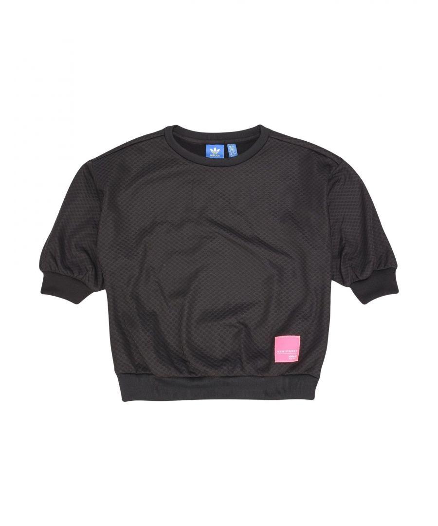 Image for TOPWEAR Girl Adidas Originals Black Polyester