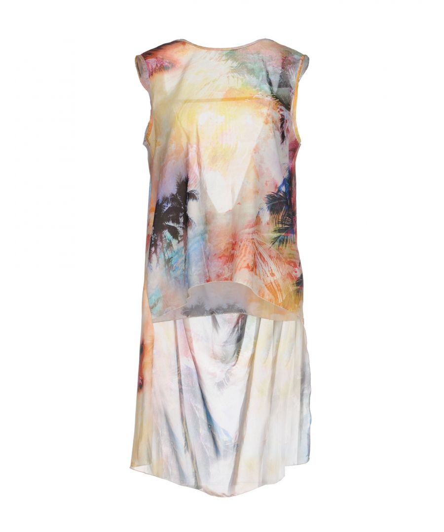 Image for TOPWEAR Denny Rose Light yellow Woman Polyester