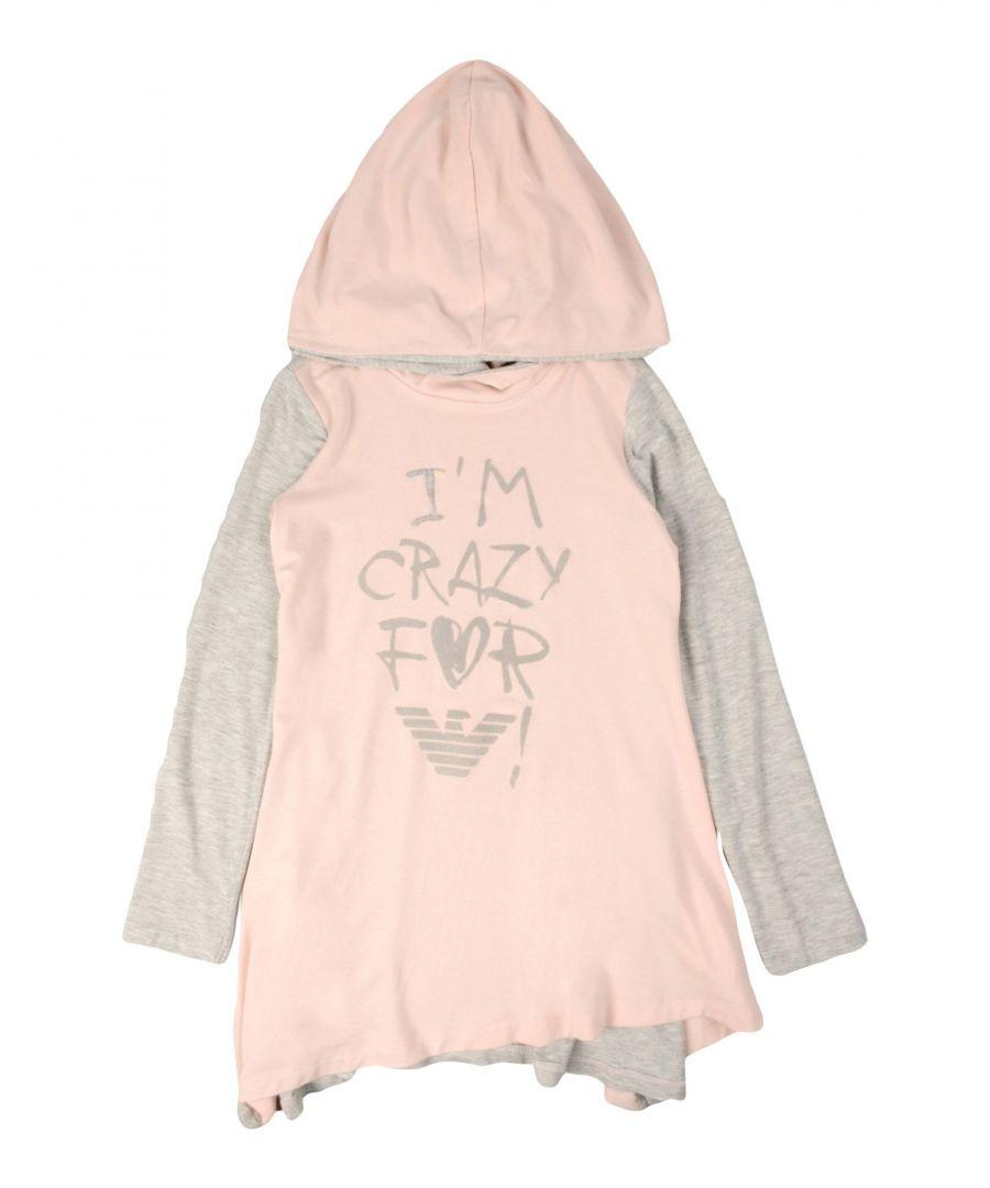 Image for TOPWEAR Armani Junior Pink Girl Viscose