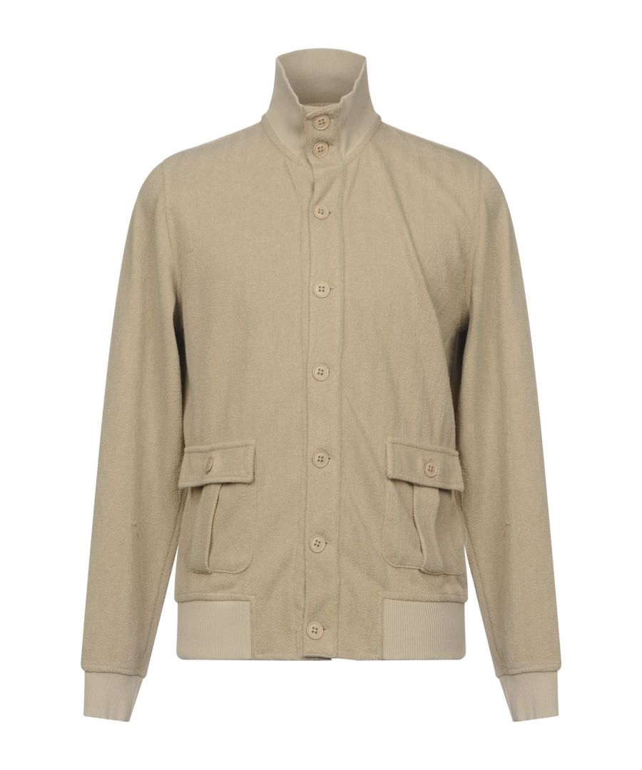 Image for COATS & JACKETS Alpha Studio Beige Man Cotton