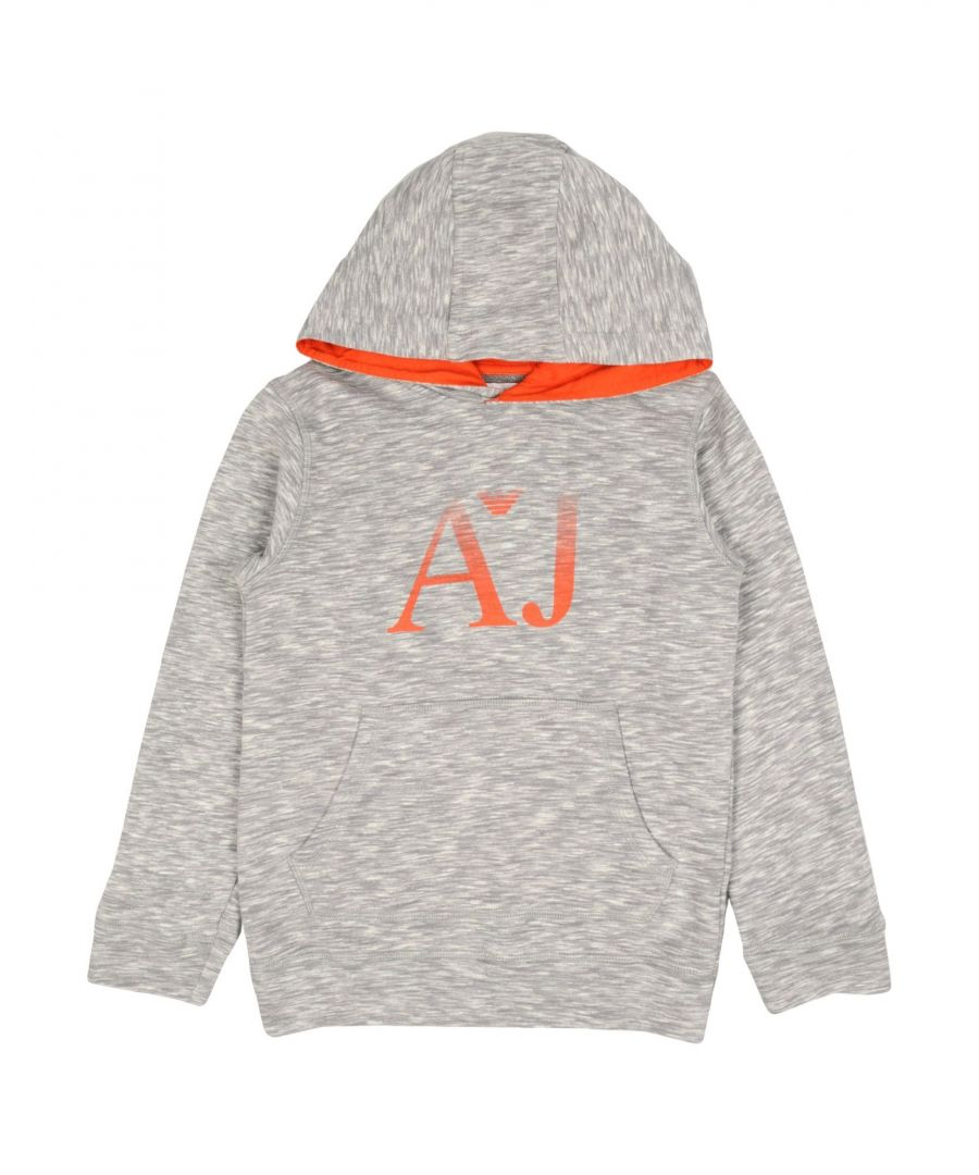 Image for TOPWEAR Armani Junior Grey Boy Cotton