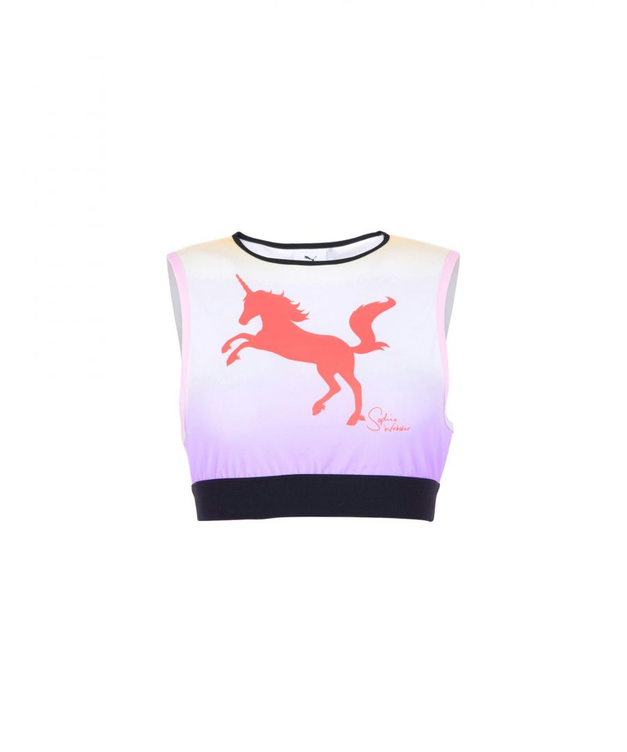 Image for Puma X Sophia Webster Lilac Polyester Top