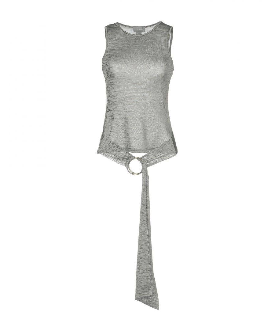 Image for Finders Keepers Grey Jersey Tank