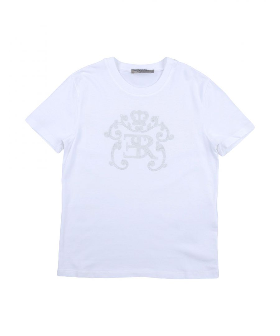 Image for TOPWEAR Ermanno Scervino Junior White Girl Cotton