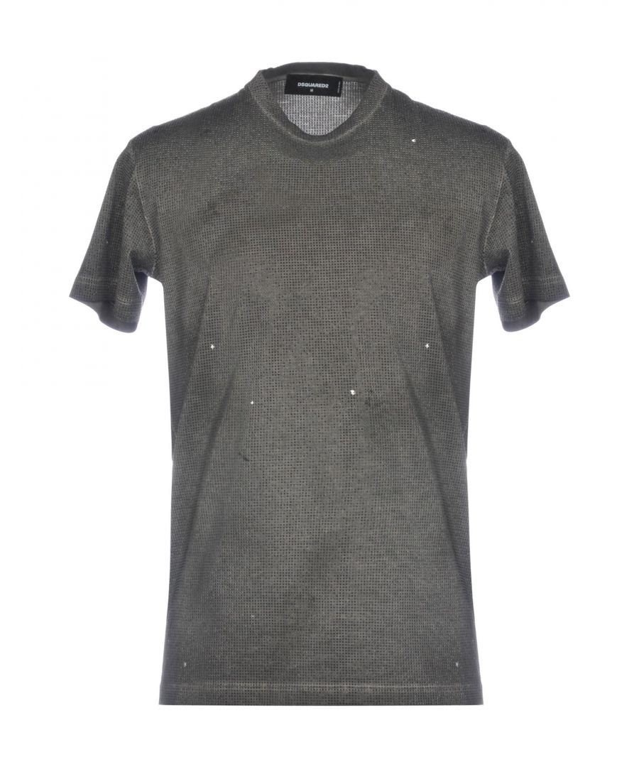 Image for Dsquared2 Steel Grey Cotton T-Shirt