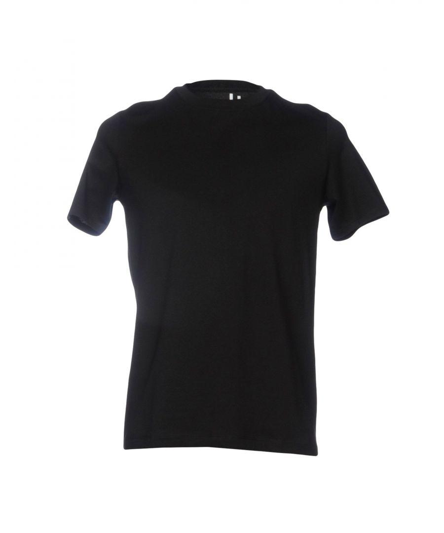 Image for Acne Studios Black Cotton T-Shirt
