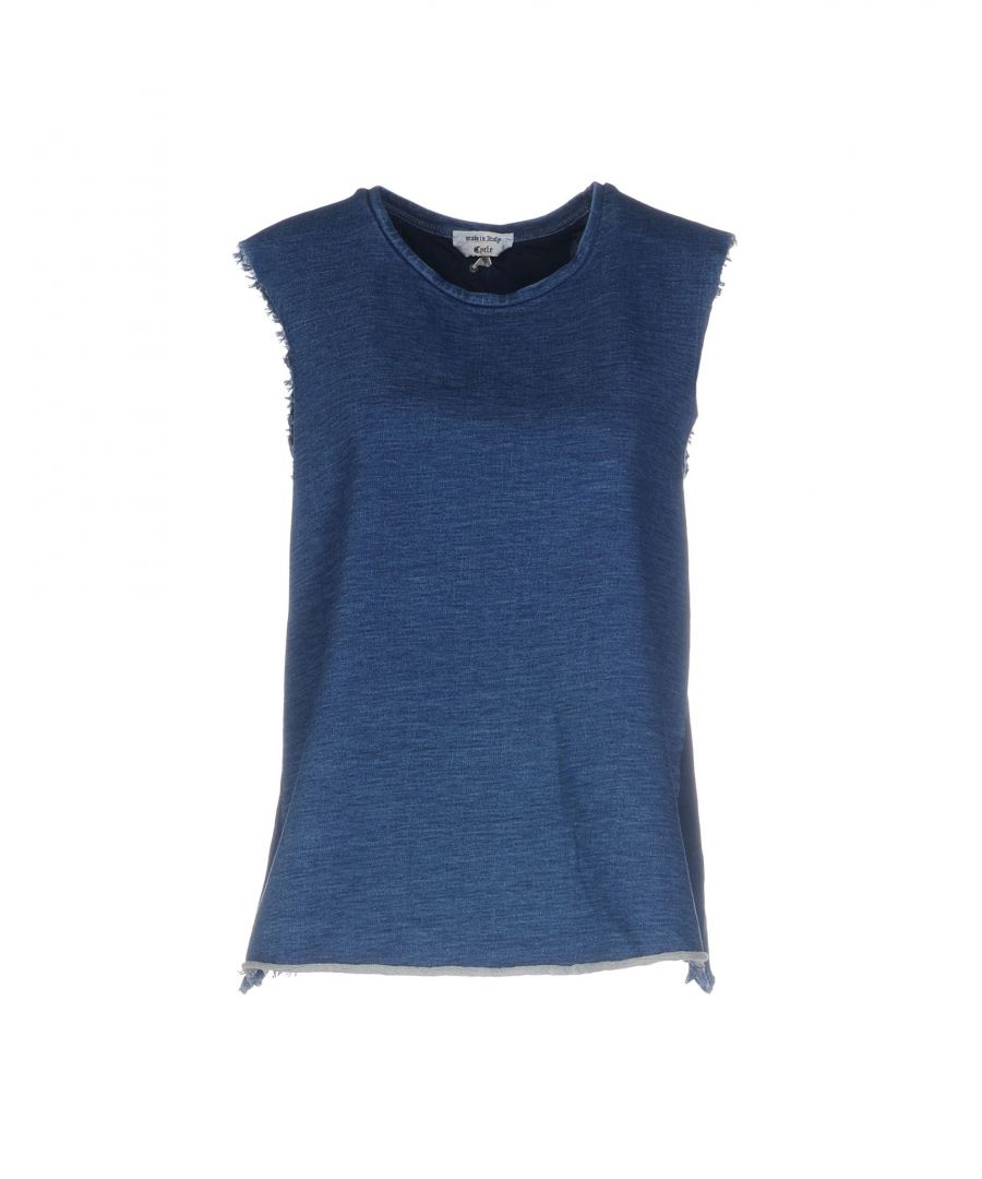 Image for Cycle Women's Sweatshirts Blue Cotton
