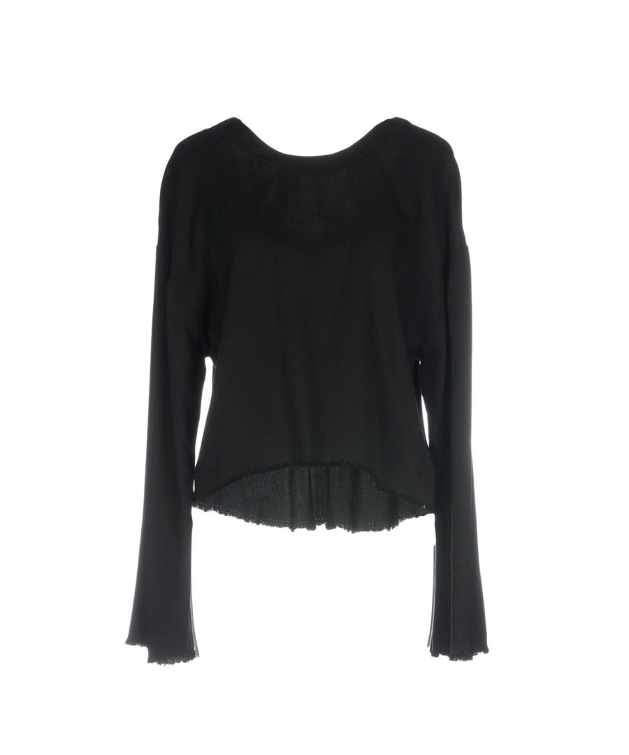 Image for SHIRTS Kendall + Kylie Black Woman Tencel