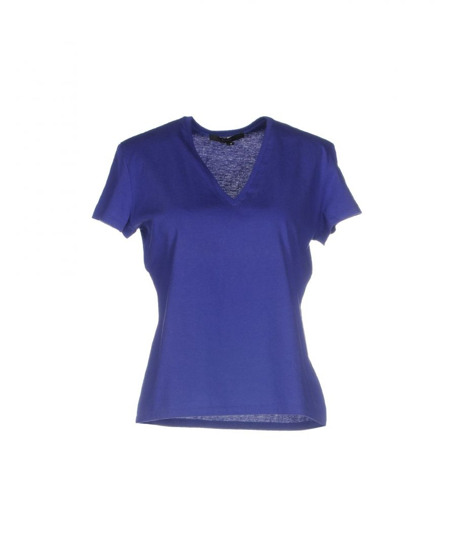 Image for Gucci Purple Cotton T-Shirt