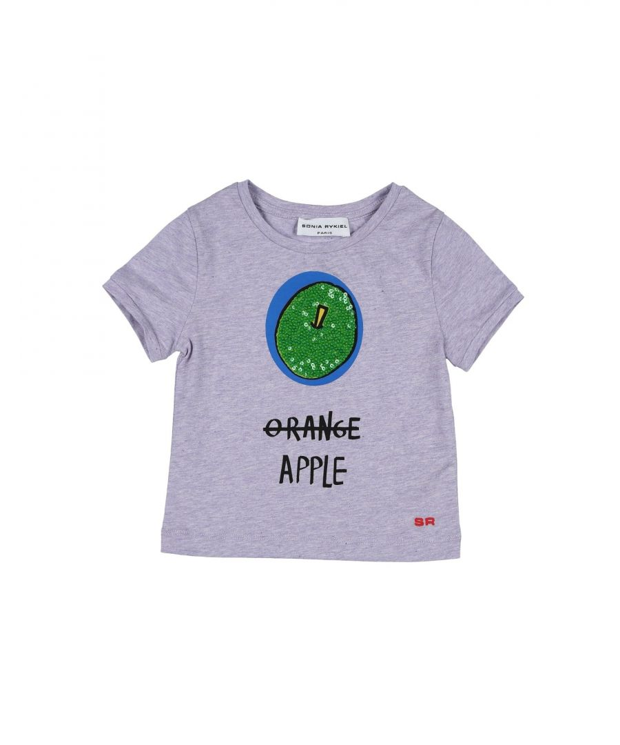 Image for TOPWEAR Sonia Rykiel Lilac Girl Cotton