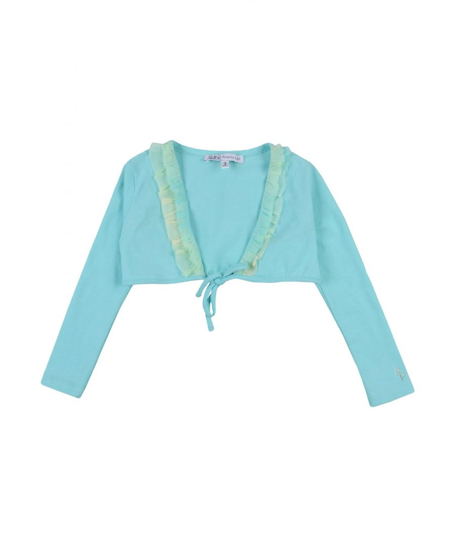 Image for KNITWEAR Girl Patrizia Pepe Sky blue Cotton