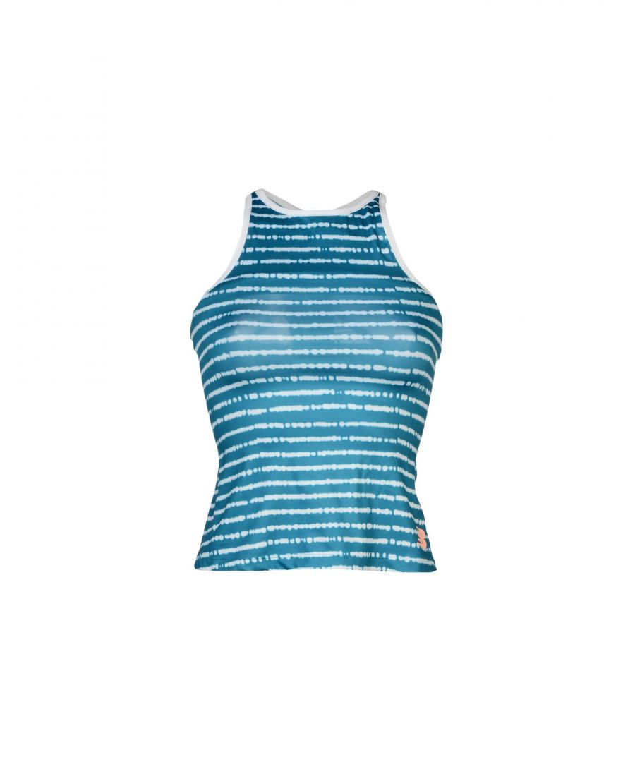 Image for New Balance Turquoise Jersey Tank