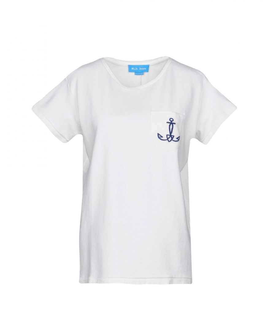 Image for TOPWEAR M.I.H Jeans White Woman Cotton
