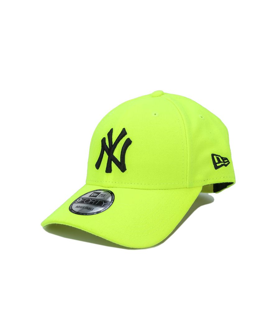 Image for Accessories New Era 9Forty NYY Cap in Yellow