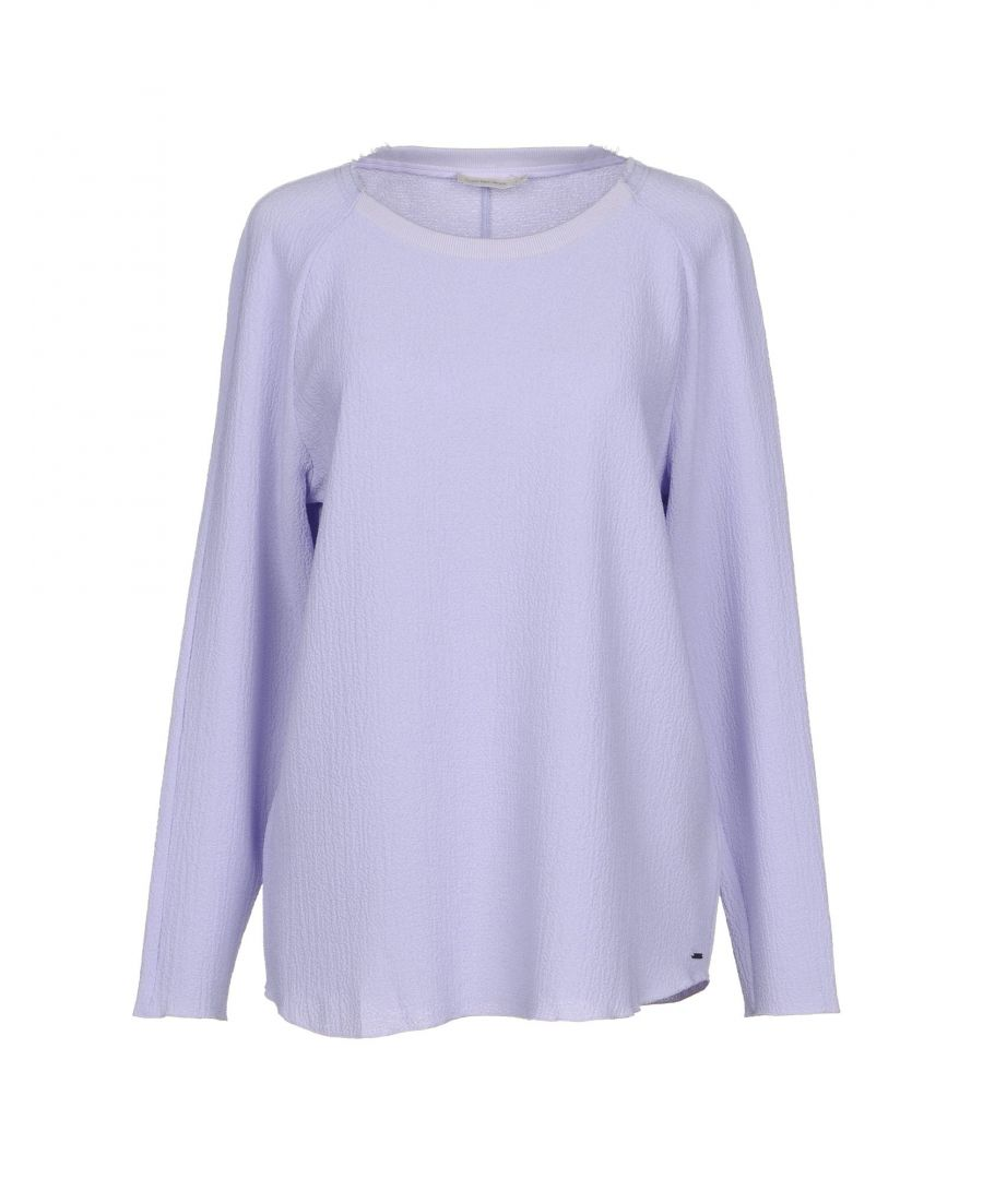 Image for SHIRTS Calvin Klein Jeans Lilac Woman Polyester